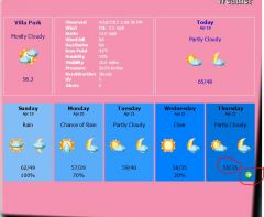 weather screen v1.3.25